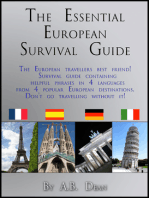 The Essential European Survival Guide