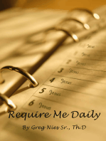 Require Me Daily