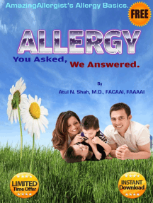 Allergy. You Asked, We Answered