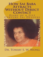 How Sai Baba Attracts Without Direct Contact
