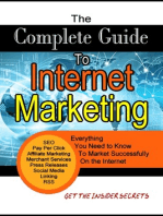 The Complete Guide to Internet Marketing