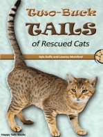 Two-Buck Tails of Rescued Cats