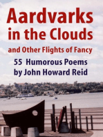 Aardvarks in the Clouds and Other Flights of Fancy