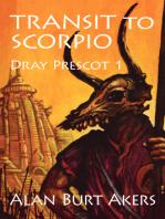 Transit to Scorpio [Dray Prescot #1]