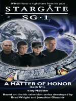 Stargate SG1-03 A Matter of Honor