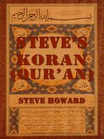 Steve's Koran (Qur'an)