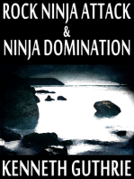 Rock Ninja Attack and Ninja Domination (Two Story Pack)