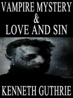 Vampire Mystery and Love and Sin (Two Story Pack)