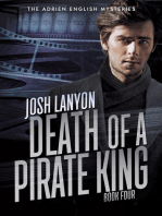 Death of a Pirate King (Adrien English Mysteries 4)