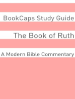 The Book of Ruth (A Modern Bible Commentary)