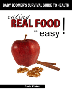 Eating Real Food Is Easy