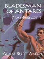 Bladesman of Antares [Dray Prescot #9]