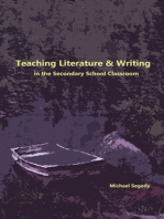 Teaching Literature & Writing in the Secondary School Classroom