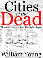 The Third Time is the Harm (Cities of the Dead)