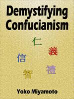 Demystifying Confucianism