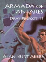Armada of Antares [Dray Prescot #11]