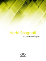 Verbi spagnoli (100 verbi coniugati)