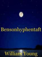 Bensonhyphentaft