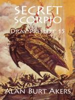 Secret Scorpio [Dray Prescot #15]