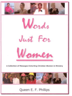 Words Just for Women
