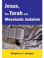 Jesus, the Torah and Messianic Judaism