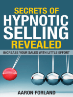 Secrets of Hypnotic Selling Revealed