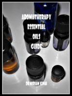 Aromatherapy Essential Oils Guide