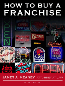 How to Buy a Franchise