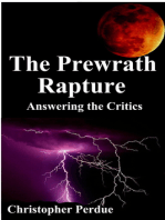 The Prewrath Rapture