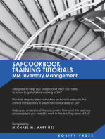SAPCOOKBOOK Training Tutorials