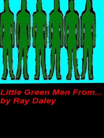 Little Green Men From.....