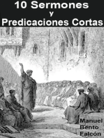 10 Sermones y Predicaciones Cortas