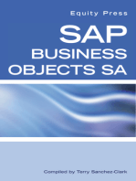 SAP Business Objects SA