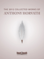 The 2012 Collected Works of Anthony Horvath