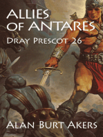 Allies of Antares [Dray Prescot #26]