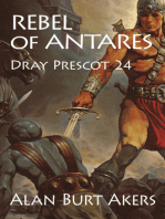 Rebel of Antares [Dray Prescot #24]