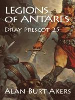 Legions of Antares [Dray Prescot #25]