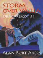 Storm over Vallia [Dray Prescot #35]