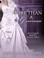 More than a Governess (Regency Historical Romance)