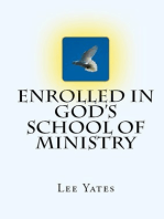 Enrolled in God's School of Ministry