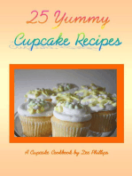 25 Yummy Cupcake Recipes