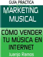 Marketing Musical. Cómo vender tu música en Internet