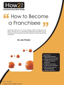 How to Become a Franchisee