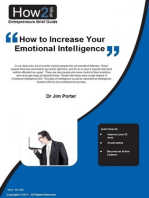 How to Increase Your Emotional Intelligence