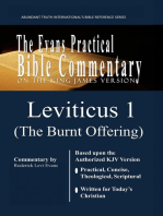 Leviticus 1 (The Burnt Offering)