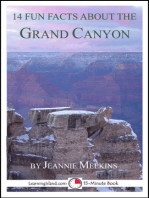 14 Fun Facts About the Grand Canyon