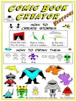 Comic Book Creator VanToons
