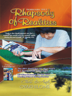 Rhapsody of Realities February 2012 Edition