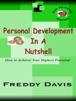 Personal Development in a Nutshell