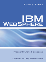IBM WEBSPHERE Frequently Asked Questions